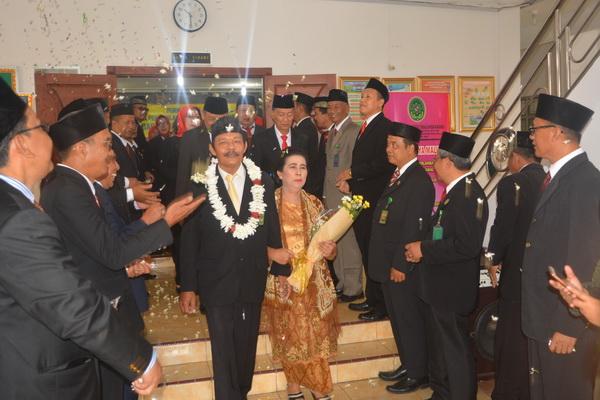 Purnabhakti Wakil Panitera Bapak Wakiyo